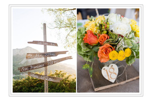 Lori Boe floral design at Holland Ranch