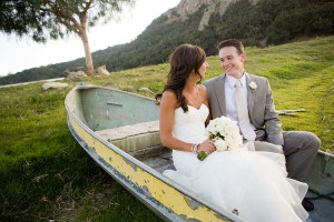 Ranch wedding venues in San Luis Obispo: Holland Ranch