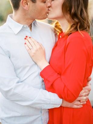 sJen Rodriguez engagement