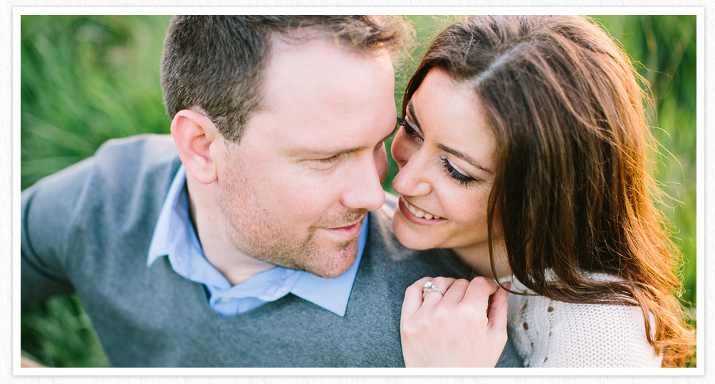 Holland Ranch engagement session photos