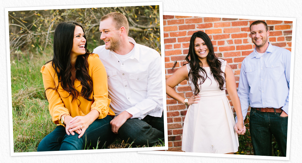 Pismo Beach engagement session