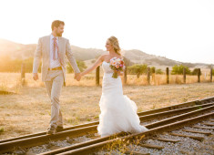 Santa Margarita Ranch : Kaleigh and Russell