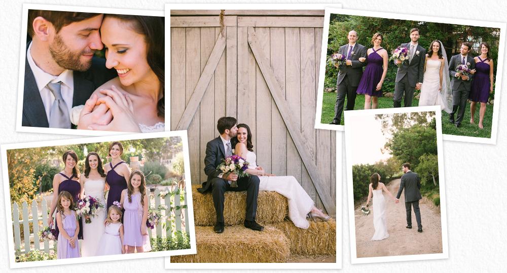 Maravilla Gardens wedding photographer