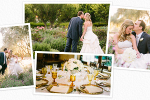 San Ysidro Ranch wedding photos