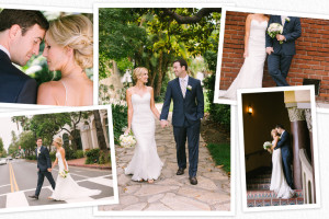 Santa Barbara wedding Chase Palm Park