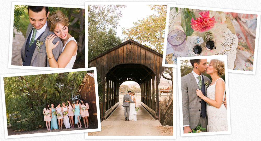 Flying Caballos Ranch wedding photographs taken by Jen Rodriguez