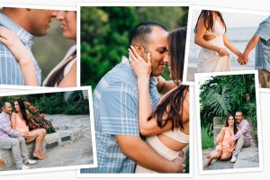 El Capitan Canyon engagement session photos