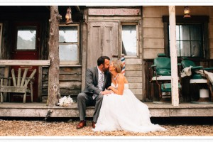 Long Branch Saloon and Farms wedding