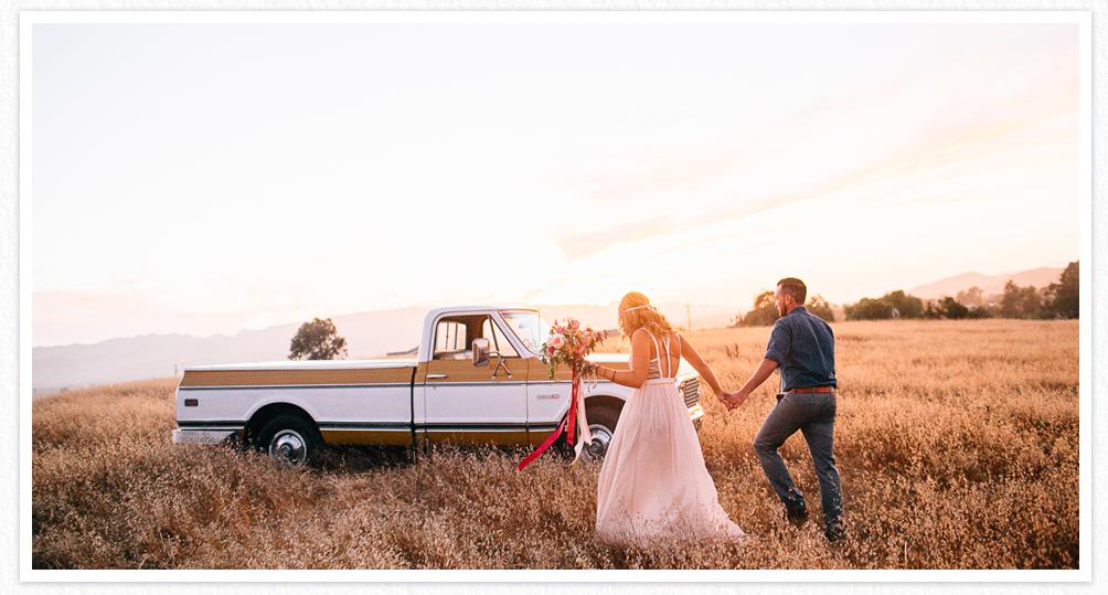 Flying Caballos wedding1