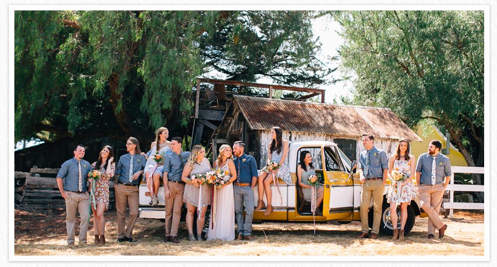 Flying Caballos wedding3