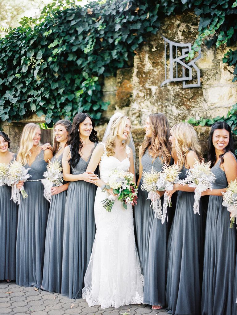 Beringer vineyards wedding