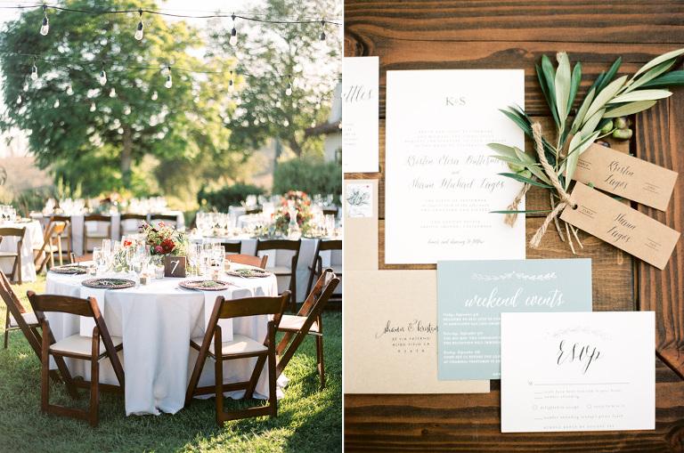 Casitas Estate wedding