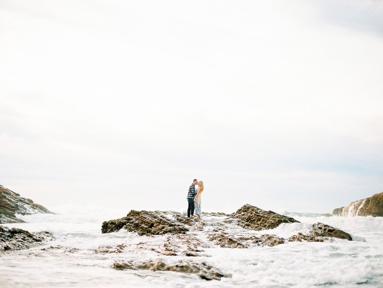San Luis Obispo engagement session