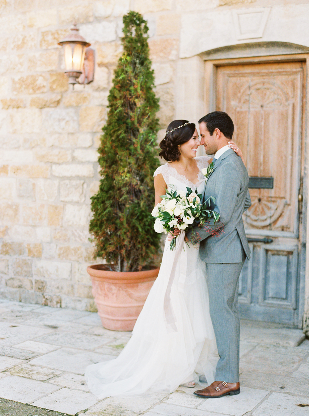 Earthy inspired Sunstone Villa wedding